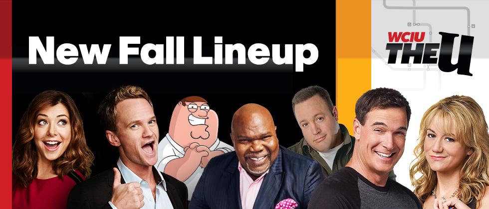 New Fall Lineup