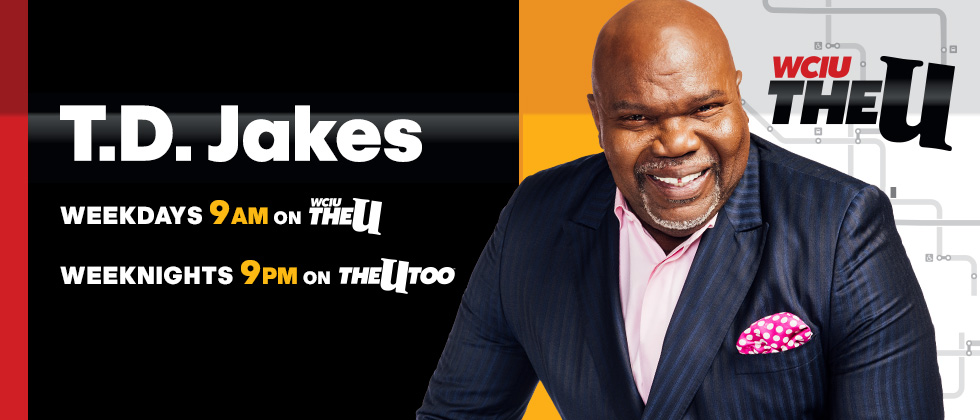 T.D. Jakes on The U