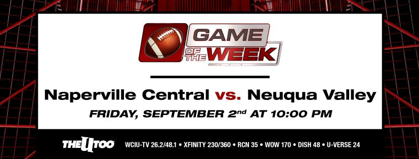 GOTW: Naperville Central vs Neuqua Valley