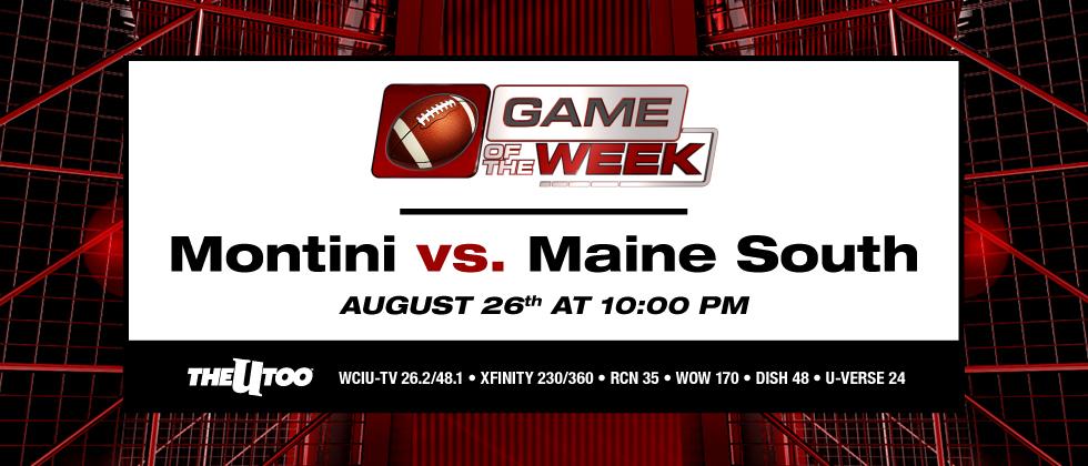 GOTW: Montini vs. Maine South