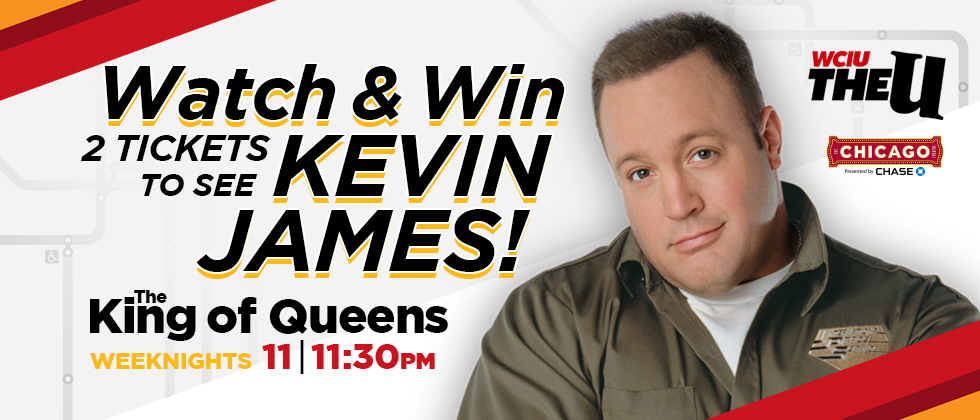 Kevin James at Chicago Theatre