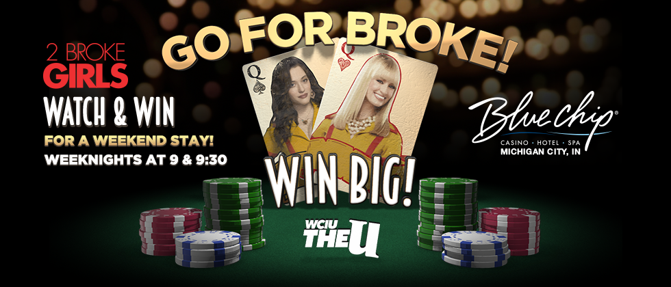2 Broke Girls Watch & Win